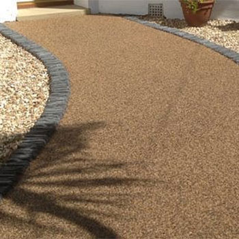 resin bonded driveways & paths dorset